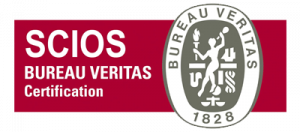Bureaua Veritas Scios gecertificeerd scope 8 & 10